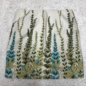 Ann Taylor loft size 6 cotton skirt